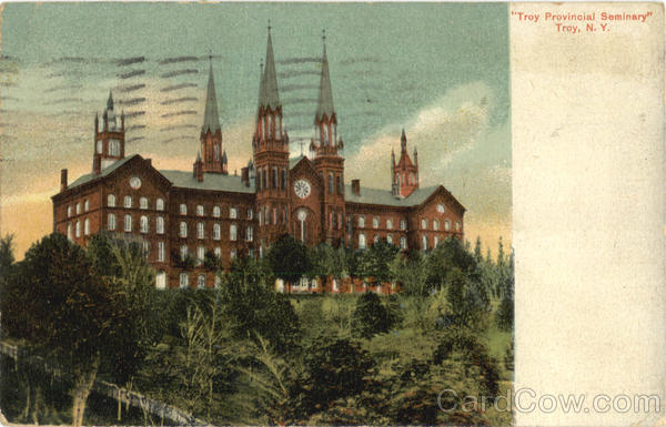 Troy Provincial Seminary