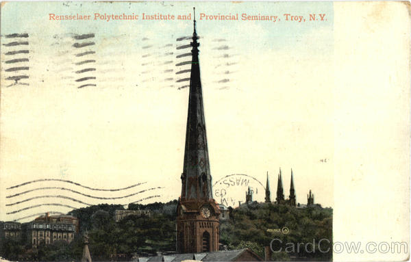 Rensselaer Polytechnic Institute And Provincial Seminary