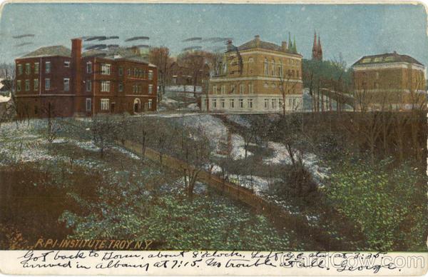 R.P.I. Institute