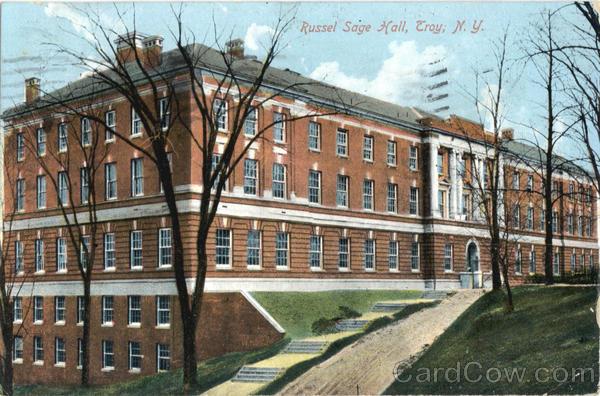 Russell Sage Hall