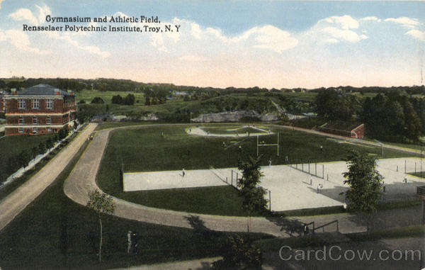 Gymnasium and Athletic Field