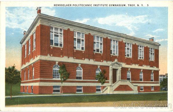 Rensselaer Polytechnic Institute Gymnasium