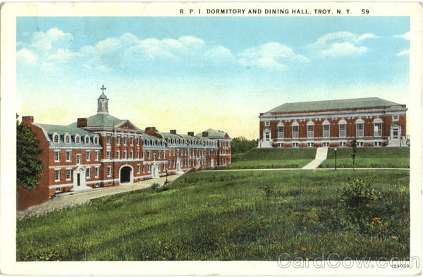 R.P.I Dormitory And Dining Hall