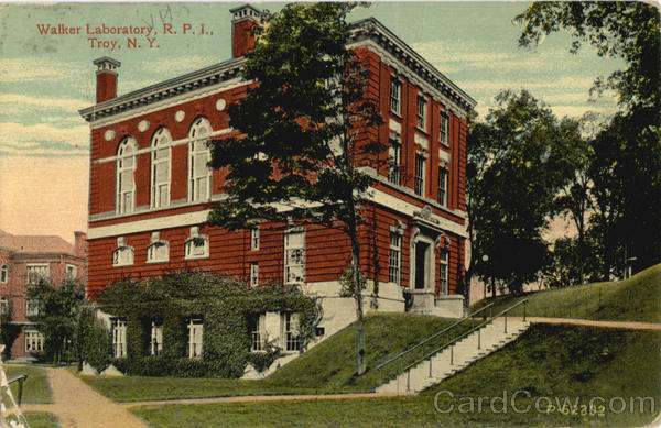 Walker Laboratory R.P.I