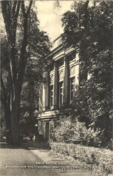 Amos Eaton Hall