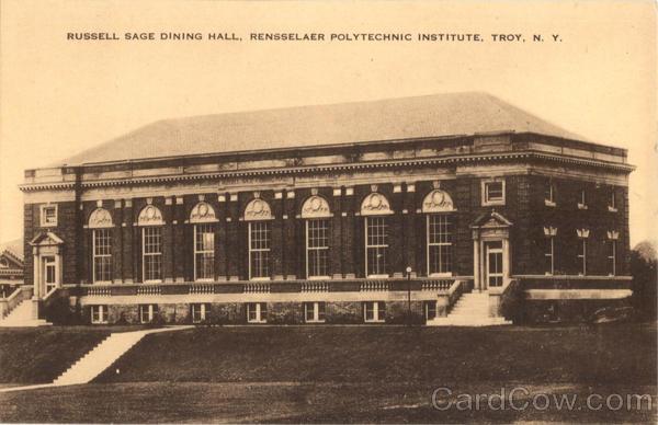 Russell Sage Dining Hall