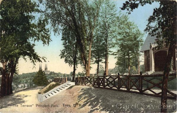 The Terrace Prospect Park