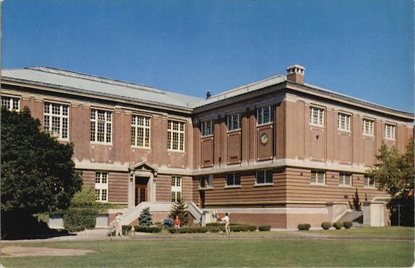Rensselaer Polytechnic Institute, 87 Gym