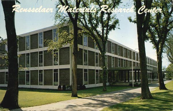 Rensselaer Materials Research Center