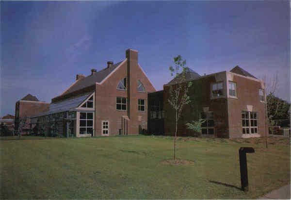Samuel F. Heffner '56 Alumni House