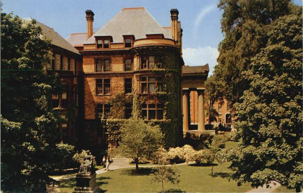 Russell Sage Hall, Russell Sage College