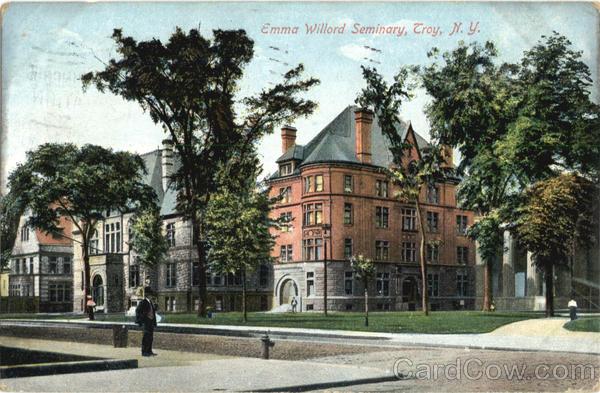 Emma Willard Seminary