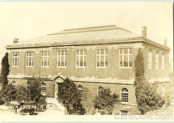 Gymnasium R.P.I.
