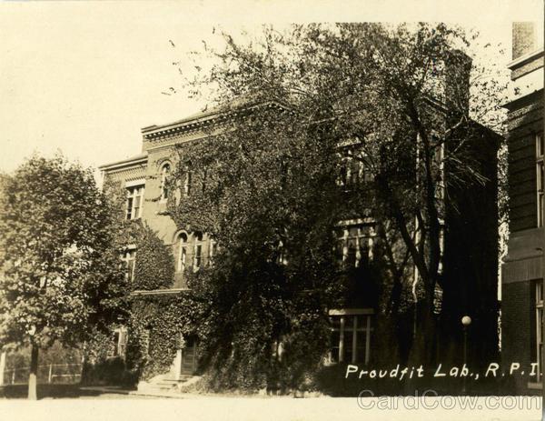 Proudfit Lab R.P.I.