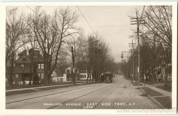 Pawling Avenue East Side
