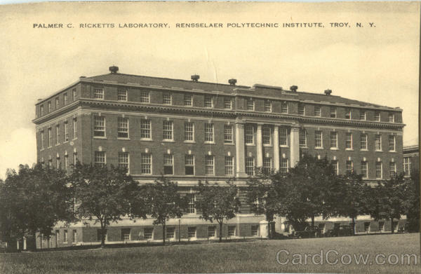 Palmer C. Ricketts Laboratory
