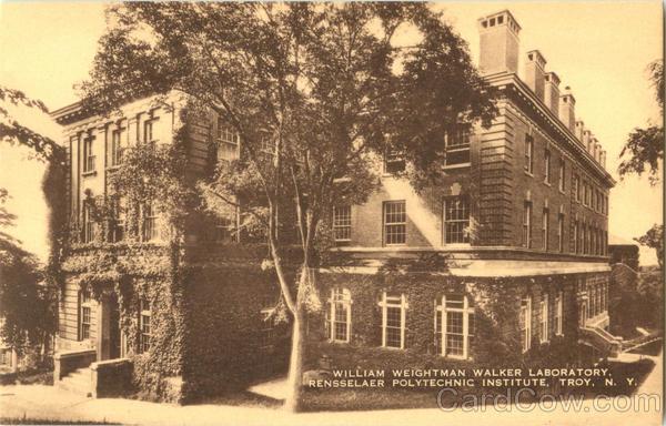 William Weightman Walker Laboratory