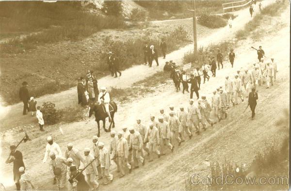 RPI Pageant Parade