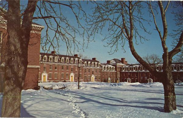 The RPI Quad in Winter