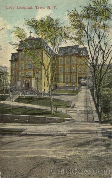 Troy Hospital (West Hall)