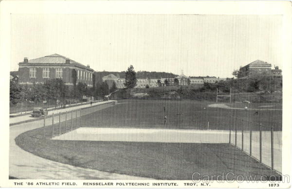 The '87 Athletic Field Rensselaer Polytechnic Institute