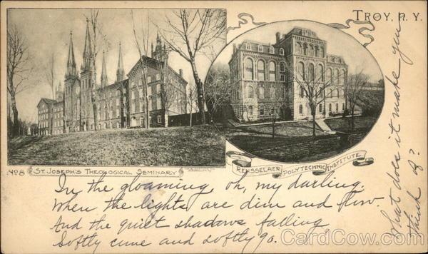 Rensselaer Polytechnic Institute & St. Joseph's Theological Seminary