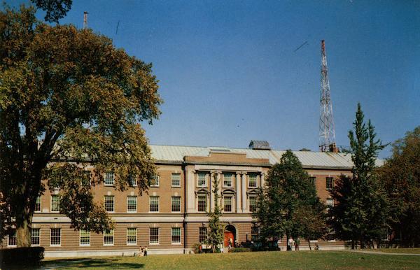 Russell Sage Laboratory