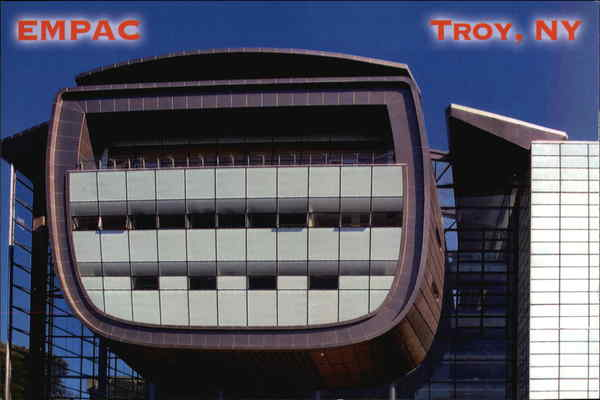 RPI EMPAC - Experimental Media & Performing Arts Center