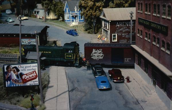 RPI Model Railroad Society