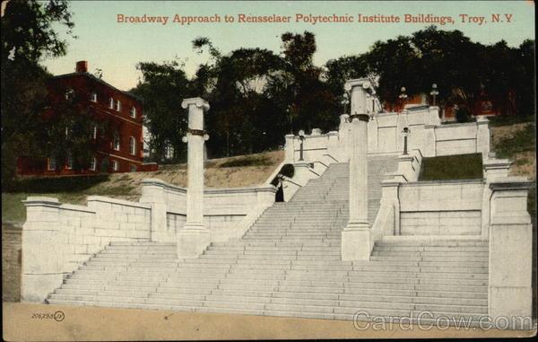 Rensselaer Polytechnic Institute - Broadway Approach