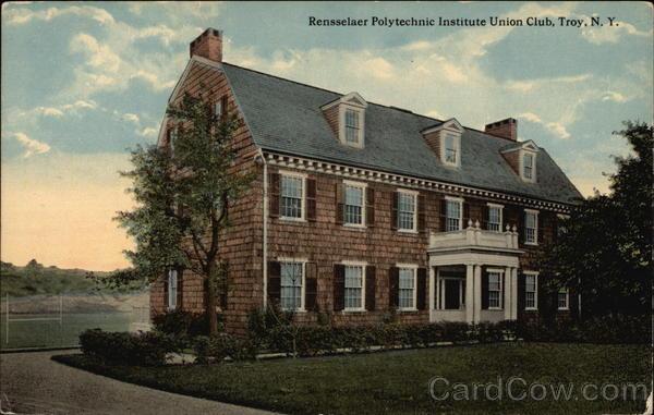 Rensselaer Polytechnic Institute - Union Club