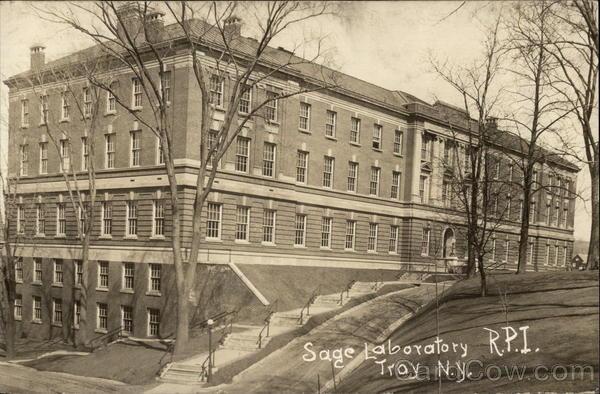 Rensselaer Polytechnic Institute - Sage Laboratory