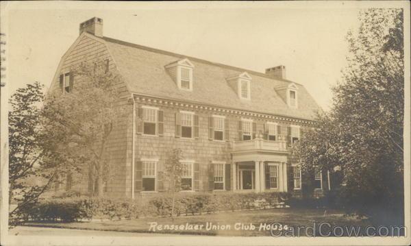 Rensselaer Union Club House