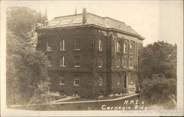 Carnegie Building, Rensselaer Polytechnic Institute