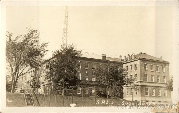 Sage Annex, Rensselaer Polytechnic Institute