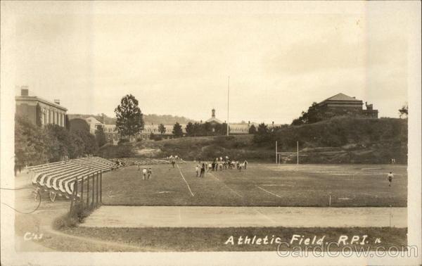 Athletic Field, Rensselaer Polytechnic Institute