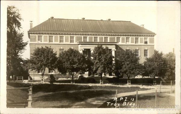 Troy Building, Rensselaer Polytechnic Institute