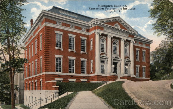 Pittsburgh Building, Rensselaer Polytechnic Institute