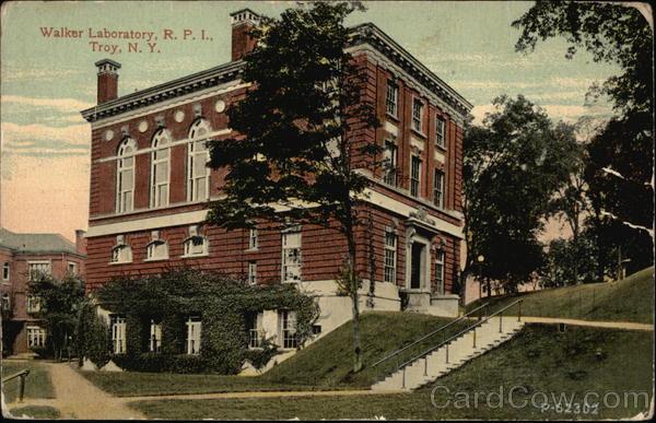 Walker Laboratory, Rensselaer Polytechnic Institute