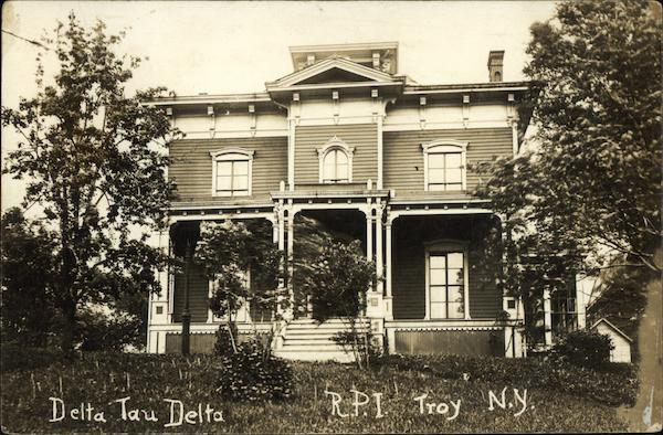 Delta Tau Delta Fraternity
