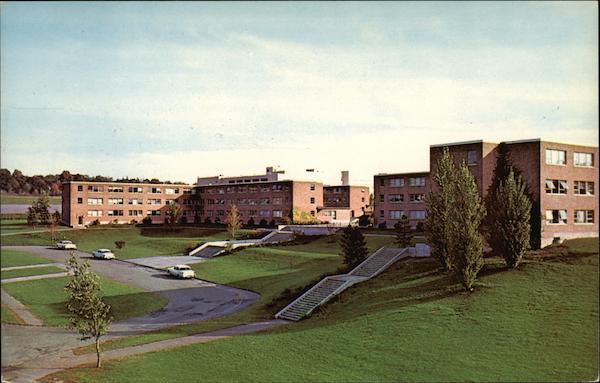 Freshman Dormitory