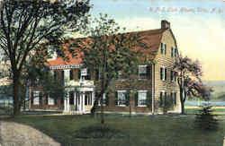 R.P.I. Club House