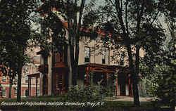 Rensselaer Polytechnic Institute Dormitory