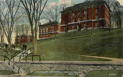 Rensselaer Polytechnic Institute Buildings
