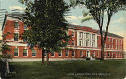 Sage Laboratory R.P.I