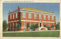 Gymnasium Rensselaer Polytechnic Institure