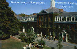 Dormitory-Rensselaer Polytechnic Institute