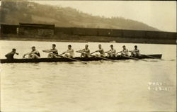 RPI Crew Rowing 4/23/1921