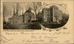 St. Joseph's Theological Seminary & RPI