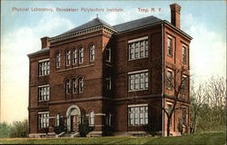 Rensselaer Polytechnic Institute - Physical Laboratory
